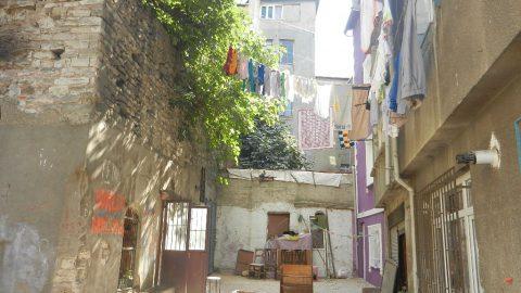 Istanbuler Stadtteile im Wandel