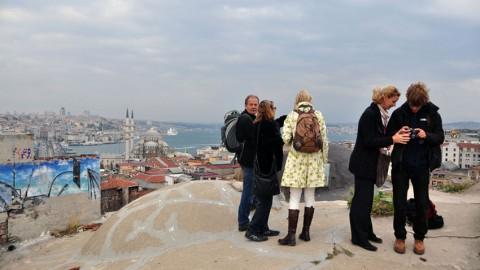 Handwerkerhöfe rund um den Großen Basar Istanbuls