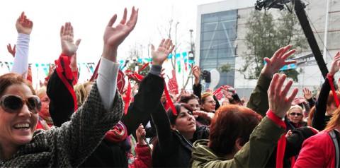 Zum Internationalen Frauentag am 8. März