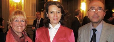 Besuch des Wirtschaftsministers in Istanbul