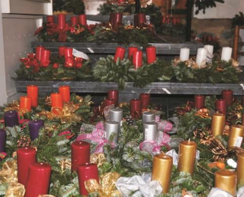 Dezember 2013 – Advent, Advent, ein Lichtlein brennt
