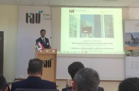 Interkulturelles Management an der Türkisch-Deutschen-Universität – eine Partnerschaft in Lehre, Forschung und Praxis