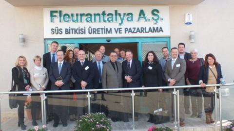 Erstes Portakal Treffen 2015 in Antalya war ein voller Erfolg