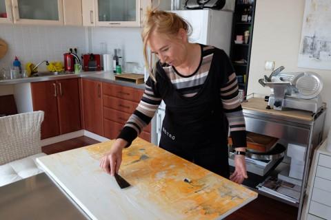 """Sonja Grasmug – von der """"mitreisenden Ehefrau"""" zur Künstlerin"""