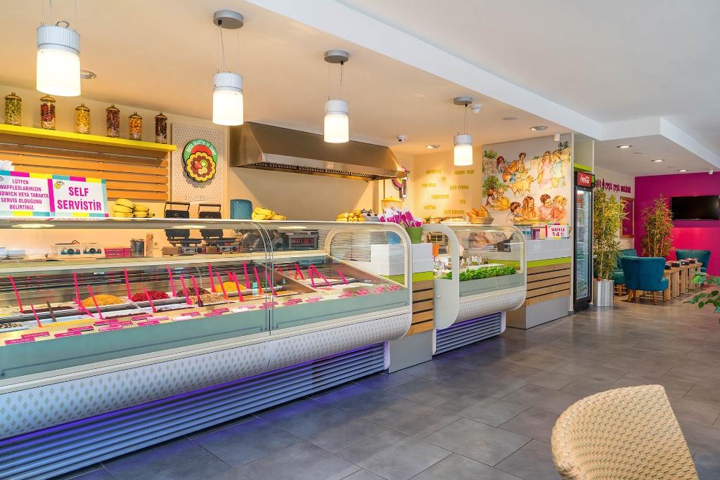 Kemal Usta Waffles | Acibadem