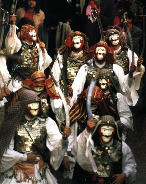 Karnaval in Istanbul – Bakla Horani