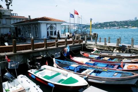 Brücke-Führung im Mai 2016 – Asiatische Bosporusküste