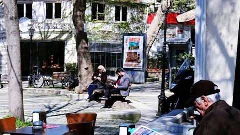 Ausflug nach Çengelköy