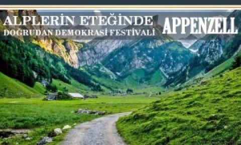 Schweiz – Appenzell Reise 28.04.-01.05.2017